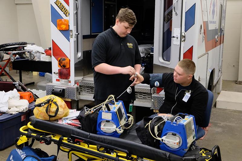 Firefighting Technology